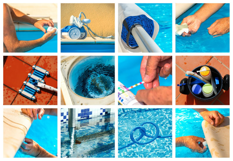 what is a pool skimmer?