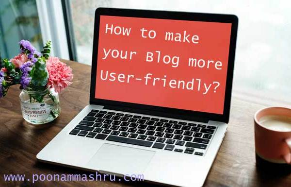 blogging tips, poonam mashru