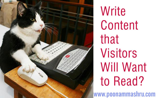 content writing tips poonam mashru blog