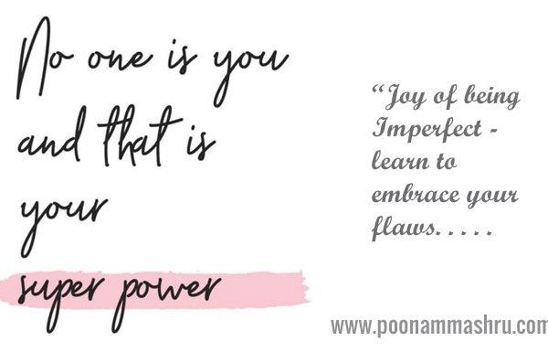 poonam mashru blog self love self confidence