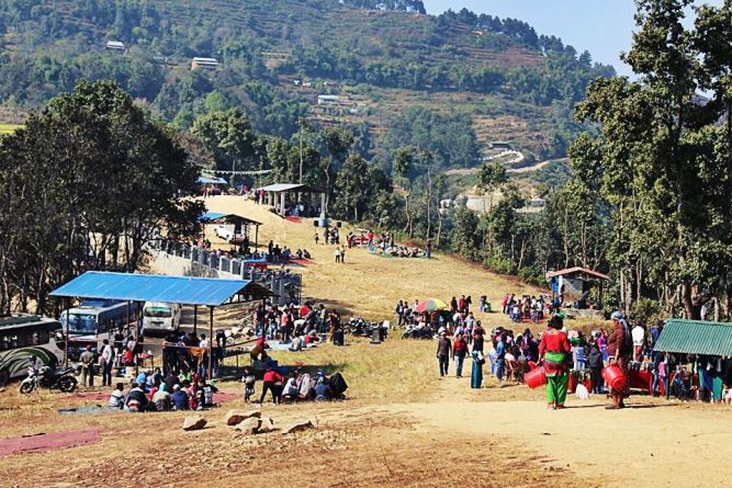 Switzerland Park - a picnic spot in perfect location