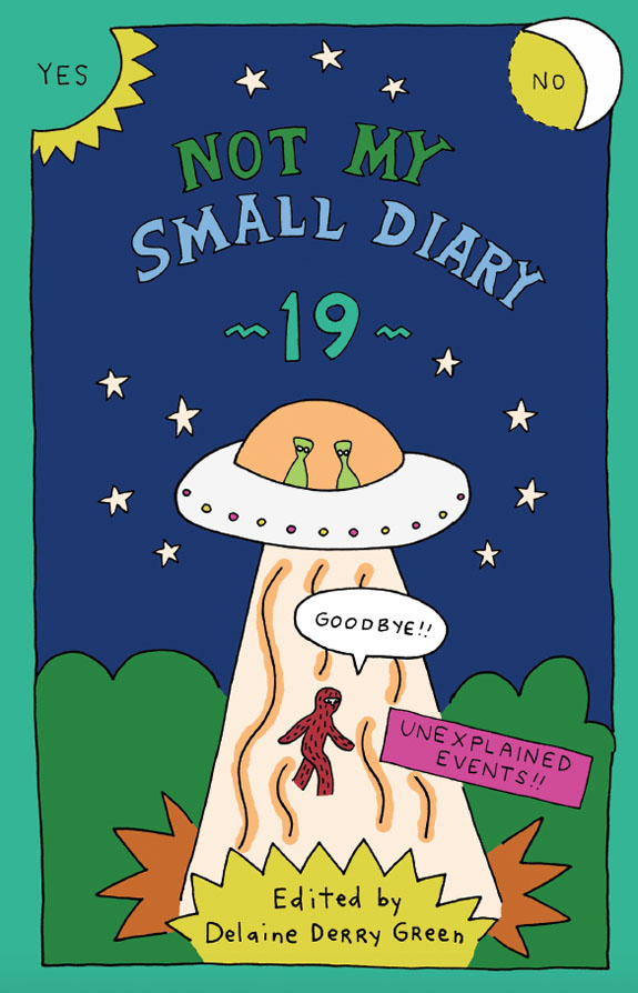 Not My Small Diary