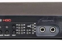 Benchmark DAC2HGC DAC in Black