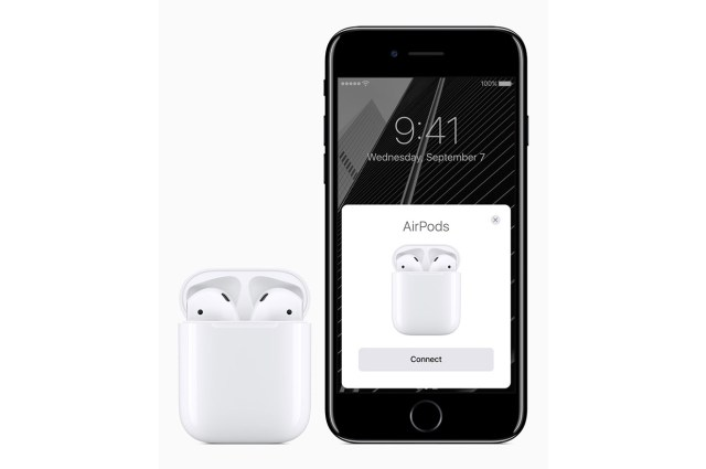 Are Apple's AirPods the first networked headphones?