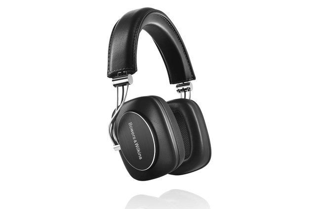 B&W P7 Wireless headphones are the wireless versions of the company's acclaimed over-the-ear model