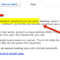 Revealing a Hidden Story about Godaddy's Hosting