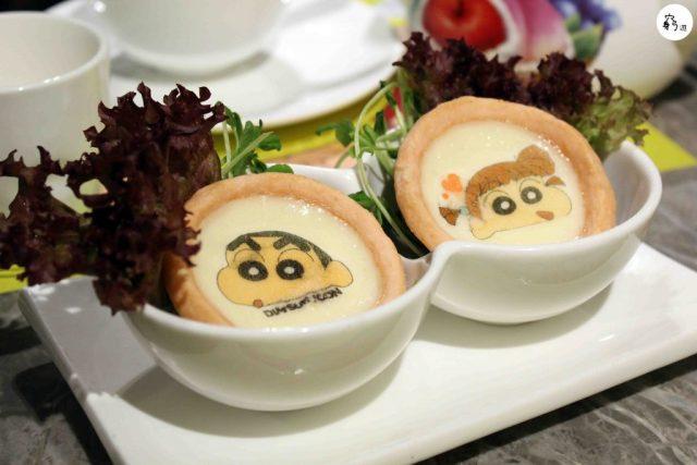 情人蛋撻 $35 日本3.6牛奶、鮮椰皇水、日本蛋白