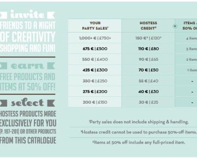 Stampin' Up! Exciting News Part 1