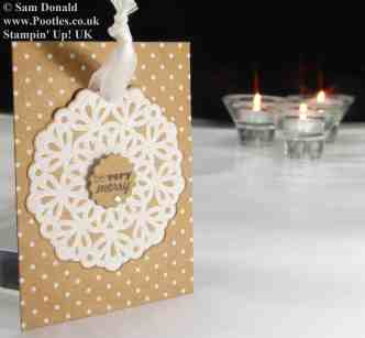 Pootles Stampin' Up! UK Advent Countdown Number 1 h (2)