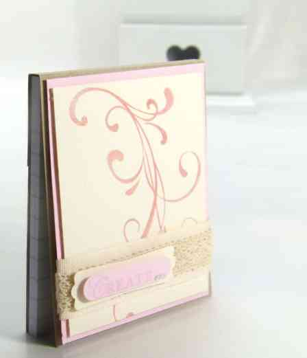 POOTLES Stampin Up!UK Any Colour Heat Embossing How to 2