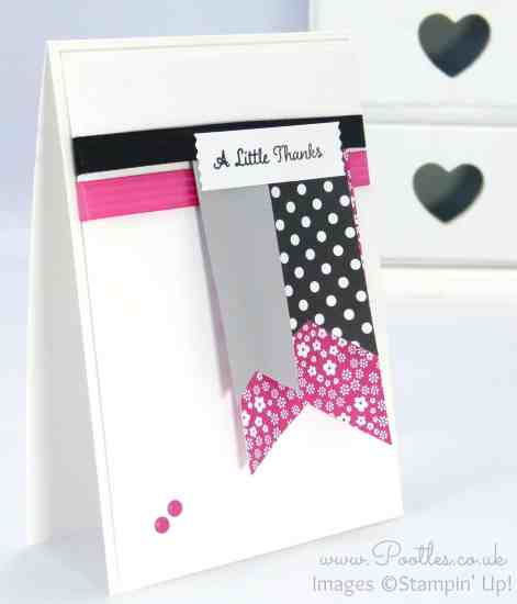 Pootlers Blog Hop - Hot Pink Loveliness!