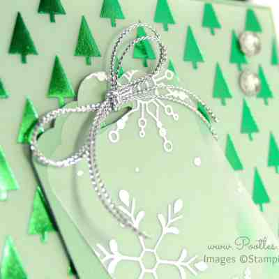A Mint Green Christmas