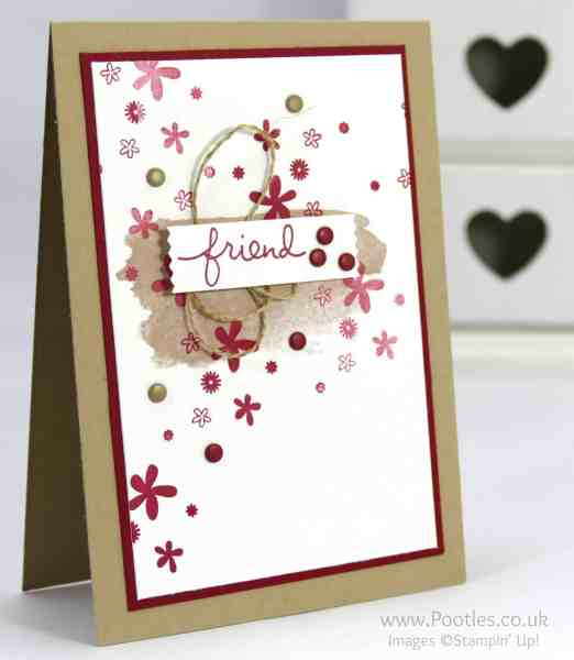 Stampin' Up! Demonstrator Pootles - Perpetual Birthday and Endless Thanks
