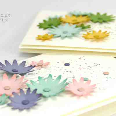 Way Back Wednesday Blossom Bunch Punch Gorgeous Grunge Card Tutorial