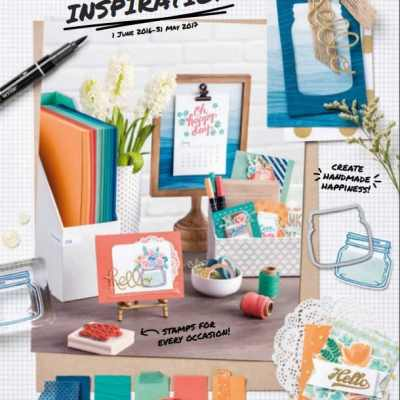 New Stampin' Up! Catalogue