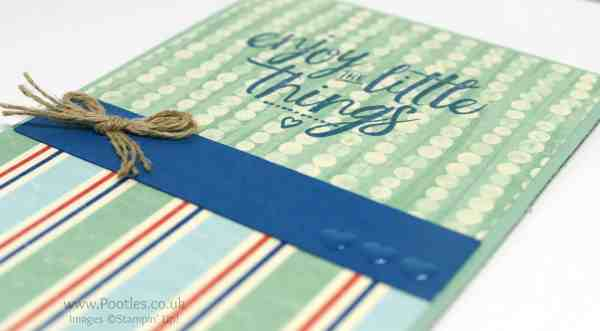 Stampin' Up! Demonstrator Pootles - Layering Love By The Shore Side