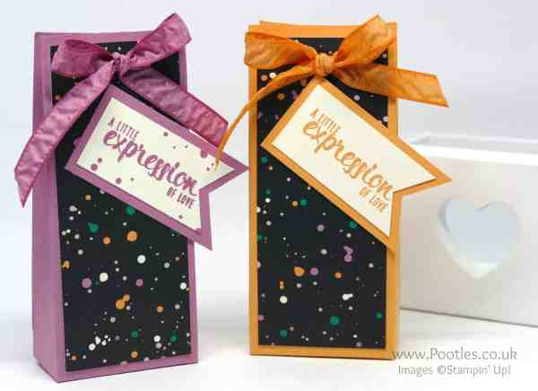 Stampin' Up! Demonstrator Pootles - Playful Palette Suite Painter's Palette Pretty Bag