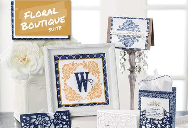 Stampin' Up! Floral Boutique