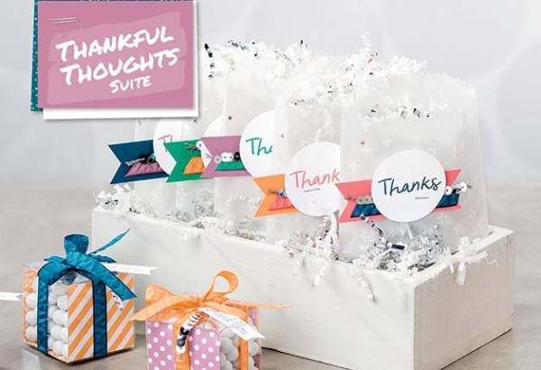 Stampin' Up! Thankful Thoughts