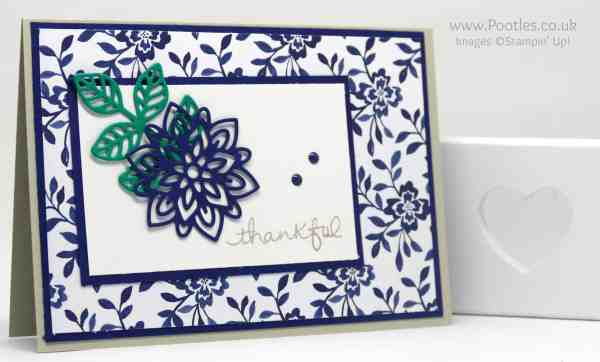 Stampin' Up! Demonstrator Pootles' Colour Challenge 006