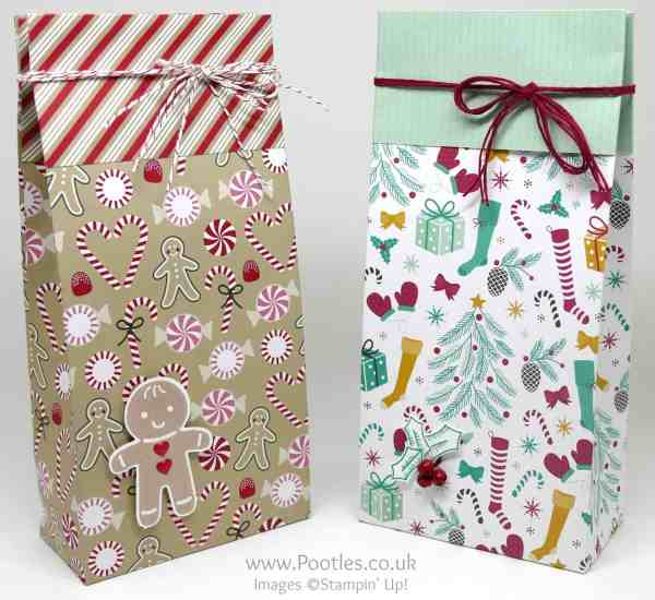 Pootles' Way Back Wednesday Huge Christmas Bag