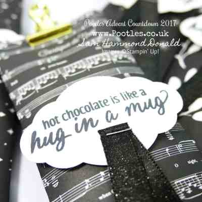 Pootles Advent Countdown 2017 #22 Customer Thank You Gifts Hot Chocolate Sliders