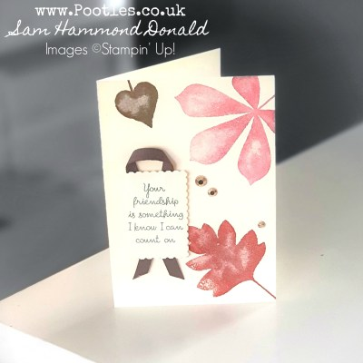 Love of Leaves Customer Thank You Cards