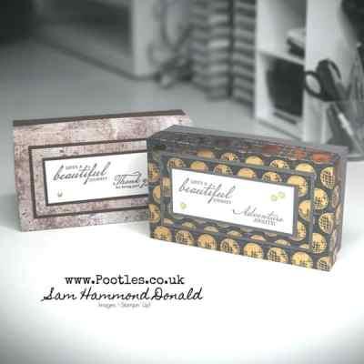 Beautiful Easy Lidded Box For Men using World of Good