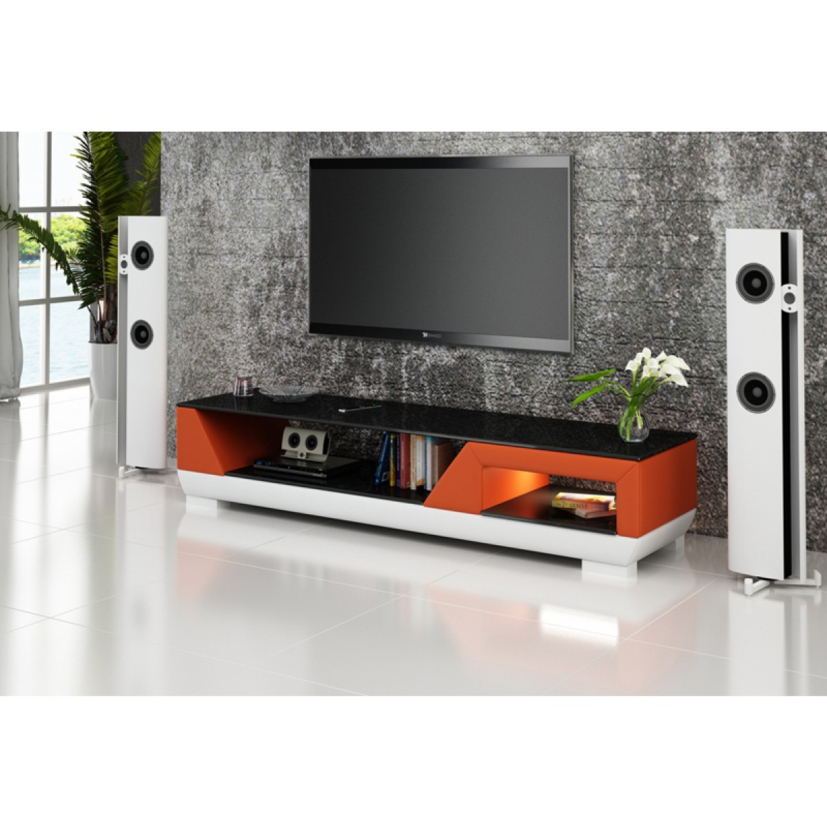 meuble tv design personnalisable klin