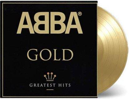 ABBA Gold Coloured Vinyl