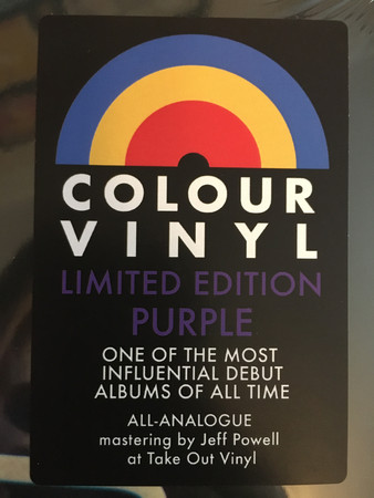 Big Star – 1 Record Limited Edition Coloured Vinyl LP