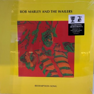 Bob Marley And The Wailers – Redemption Song