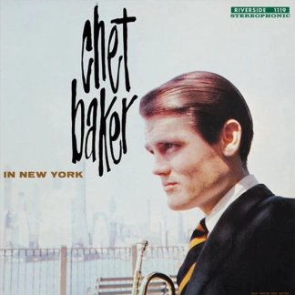 Chet Baker In New York LP