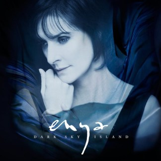Enya ‎– Dark Sky Island LP Cover