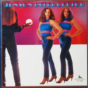 Jenson Interceptor LP Cover
