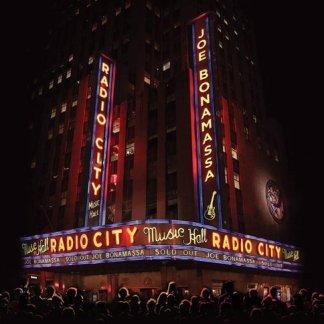 Joe Bonamassa Live At Radio City Music Hall LP