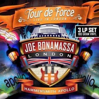 Joe Bonamassa Tour De Force Hammersmi LP