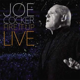 Joe Cocker – Fire It Up Live LP