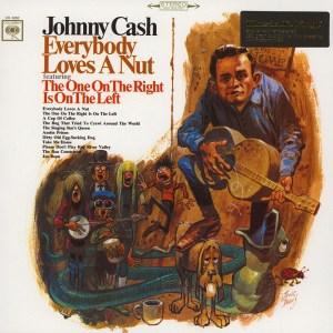 Johnny Cash – Everybody Loves A Nut LP