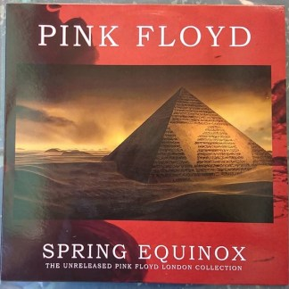 Pink Floyd ‎– Spring Equinox The Unreleased Pink Floyd London Collection LP