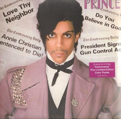 Prince – Controversy LP