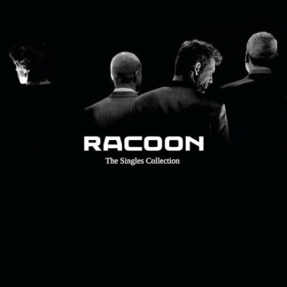 Racoon The Singles Collection LP Cover