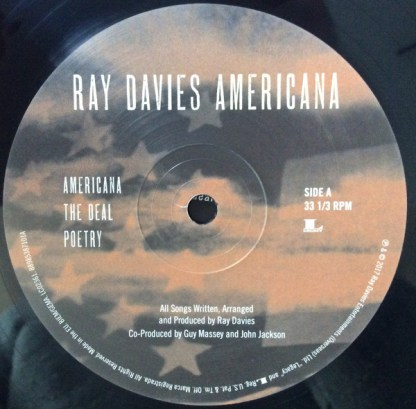 Ray Davies – Americana Side A
