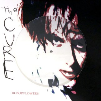 The Cure – Bloodflowers LP Cover
