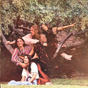 The Incredible String Band – Changing Horses LP Cover