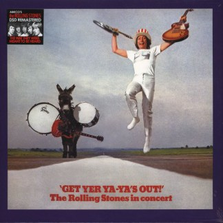The Rolling Stones ‎– Get Yer Ya Yas Out The Rolling Stones In Concert LP