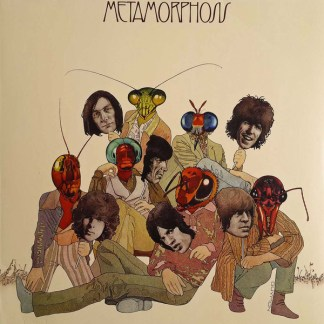 The Rolling Stones – Metamorphosis LP Cover