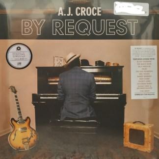 A.J. Croce  By Request LP