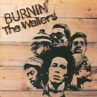 Bob The Wailers Marley Burnin CD
