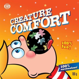 Creature Comfort Limited Edition White 12 Inch Vinyl LP